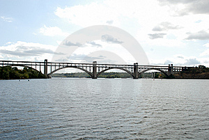 Arch Bridge Stock Images - Image: 8550754