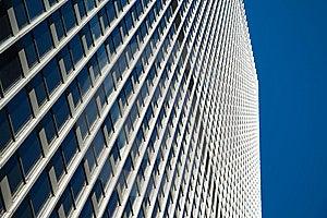 Skyscraper Face Stock Photo - Image: 8551980