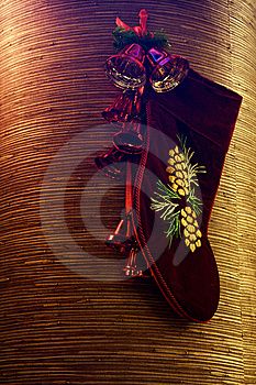 Christmas Ornament Stock Image - Image: 8552001