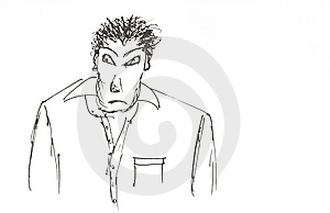 Angry Man Stock Photos - Image: 8552043