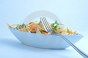 Salad Royalty Free Stock Images - Image: 8556409