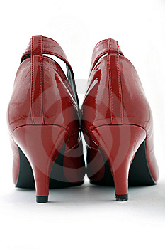 High Heel Shoe Royalty Free Stock Images - Image: 8556789