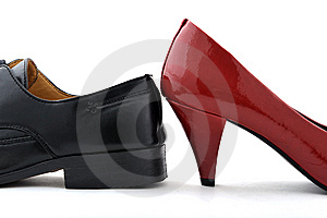 Shoes Royalty Free Stock Images - Image: 8556799
