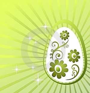 Green Easter Background Royalty Free Stock Photo - Image: 8557275
