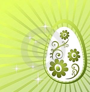 Grüner Ostern-Hintergrund Lizenzfreies Stockfoto - Bild: 8557275