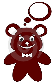 Happy Bear Royalty Free Stock Image - Image: 8557286