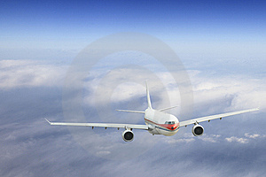 Jet Airplane Stock Image - Image: 8557451