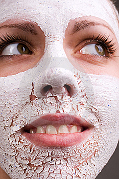 Facial Mask Stock Photo - Image: 8557830