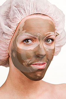 Facial Mask Stock Images - Image: 8557884