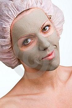 Facial Mask Royalty Free Stock Photos - Image: 8557938