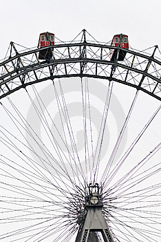 The Wiener Riesenrad Stock Photos - Image: 8558073