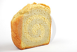 House Tasty Crackling Bread. Royalty Free Stock Image - Image: 8558536