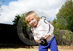 Life Is Worth Living-visual Stories About Children Royalty Free Stock Photo - Image: 8558675