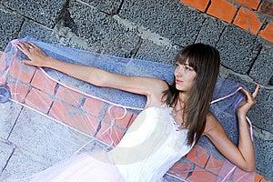 The Girl Stock Image - Image: 8558701