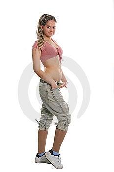 Nice Girl Stock Image - Image: 8559311