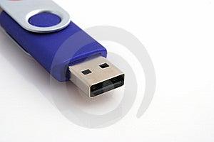 Memoria USB Foto de archivo libre de regalías - Imagen: 8559325