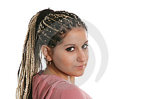Dreadlocks Stock Photo - Image: 8559340