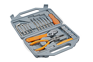 Toolbox Royalty Free Stock Photos - Image: 8559508