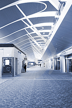 Airport Royalty Free Stock Photos - Image: 8560088
