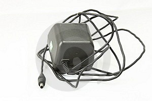 Cellphone Charger Royalty Free Stock Image - Image: 8560116