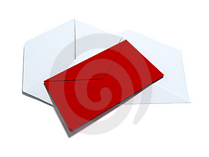 Envelopes Royalty Free Stock Photos - Image: 8560388