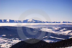 Winter Mountains Royalty Free Stock Photo - Image: 8560445