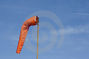 Windsock Royalty Free Stock Photos - Image: 8560498
