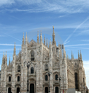 Piazza Duomo Stock Images - Image: 8560504