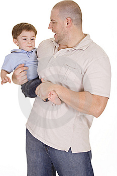 Father And Son Stock Images - Image: 8560744