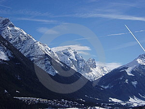 Mountains Stock Images - Image: 8561044
