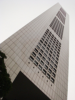 OFFICE BUILDING Royalty Free Stock Photography - Image: 8561937