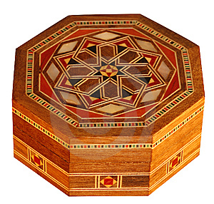 The Arabian Box Stock Images - Image: 8561954