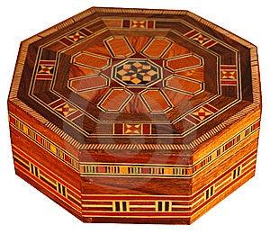 The Arabian Box Royalty Free Stock Photography - Image: 8562047
