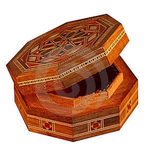 The Arabian Box Stock Images - Image: 8562294