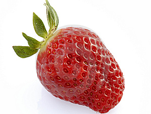 Strawberry Royalty Free Stock Image - Image: 8562856