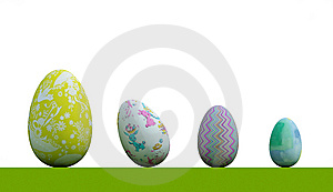 Easter Eggs Stock Photos - Image: 8563193