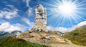 Simplonpass-Switzerland-Europe Stock Photos - Image: 8563313