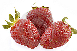 Fraises Images stock - Image: 8563604