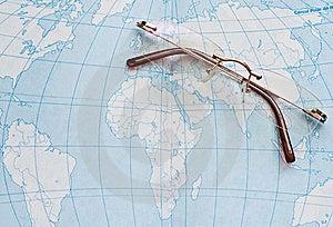 Education Geography Stock Image - Image: 8563951