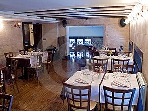 Restaurant Hall Royalty Free Stock Photography - Image: 8564007
