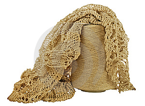 Woolen Threads Stock Photo - Image: 8564190