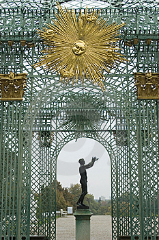 Frederic The Great Gate Royalty Free Stock Photo - Image: 8564775