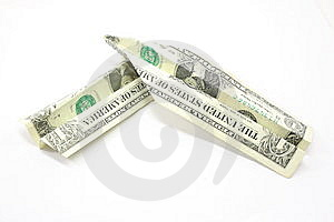Money Paper Airplanes Royalty Free Stock Photo - Image: 8567495