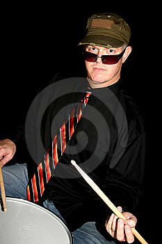 Drummer Royalty Free Stock Photo - Image: 8568105