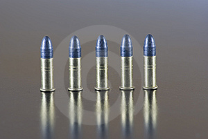 Cartridges Stock Photo - Image: 8568230
