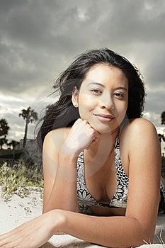 Beautiful Young Woman Stock Image - Image: 8568361