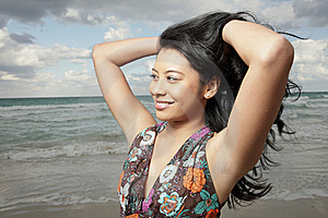 Beautiful Young Woman Royalty Free Stock Photography - Image: 8568437