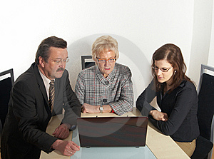 Busy Business Royalty Free Stock Photography - Image: 8568737