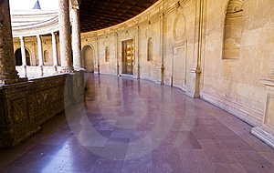 Palace Corridor Stock Photography - Image: 8569792