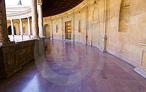Palace Corridor Stock Photography - Image: 8569792
